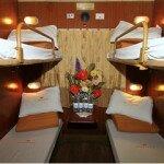 Pumpkin Train Cabin
