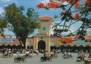 Trains from Saigon