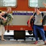 Trains to Nanning (China)