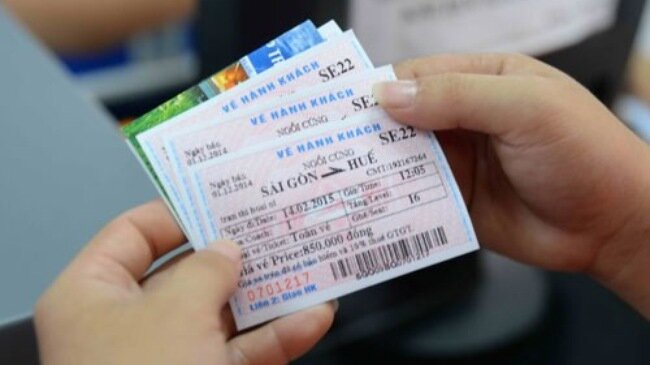 Vietnam train tickets