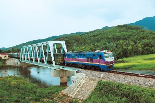 Vietnam train Why trains are the best mode of transport in Vietnam?